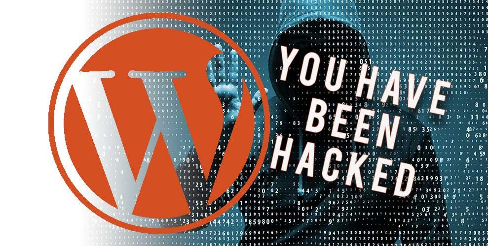 Hacked - WordPress - steelbridge.io